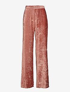 Bardot trousers - ROSE GRIS