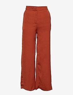 Adeleine trousers - COGNAC