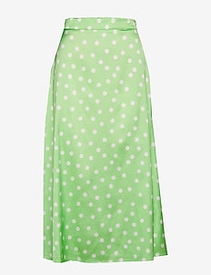 Mellie dots skirt - MINT DOT