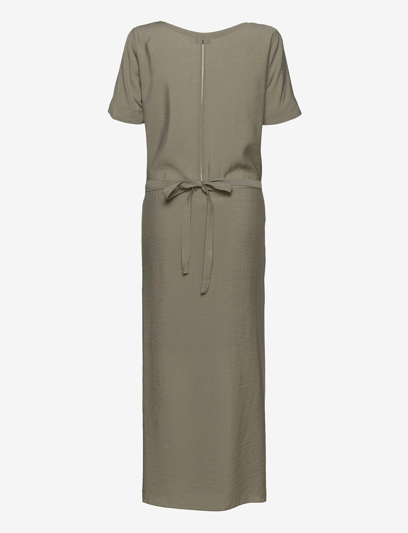 Ahlvar Gallery - Tamila dress - maxi dresses - light military - 2