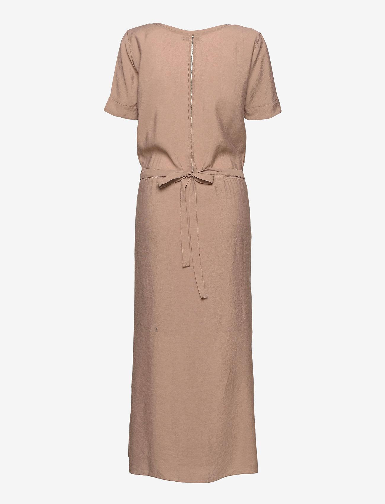 Ahlvar Gallery - Tamila dress - maxi dresses - sand - 2