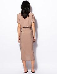 Ahlvar Gallery - Tamila dress - maxi dresses - sand - 3