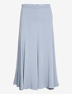Ofelia skirt - maxikjolar - sky