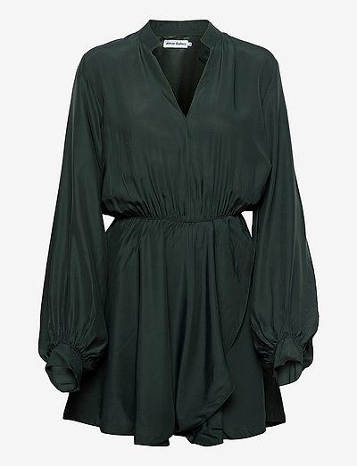 Elmah dress - cocktail-kjoler - dark military