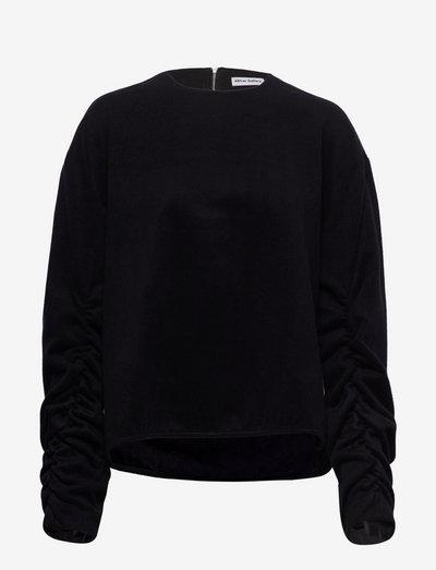 Kojo sweater - gensere - black