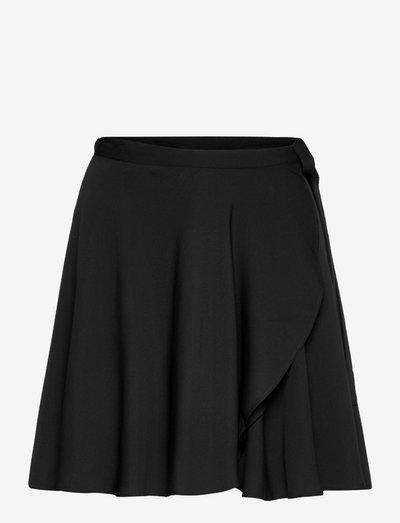 Lizy skirt - kort skjørt - black
