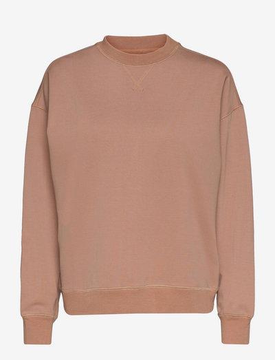 Thea sweatshirt - gensere og hettegensere - sand