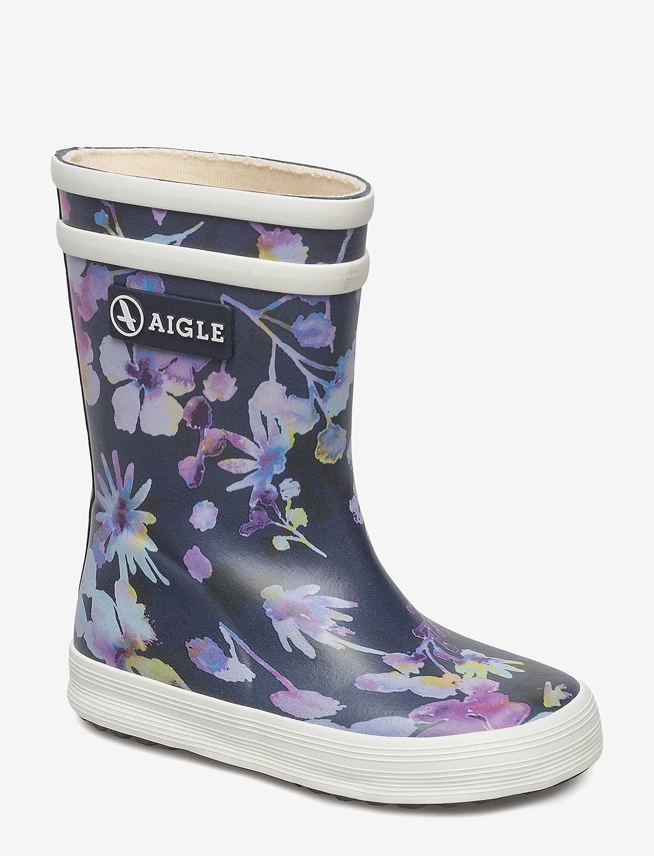 Aigle - AI BABY FLAC DARK FLOWER - kumisaappaat - dark flower