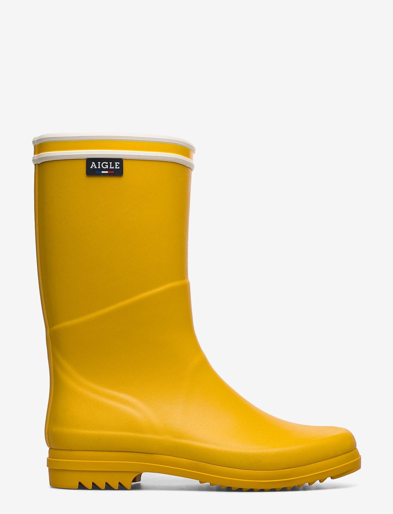 Aigle - AI CHANTEBOOT STR LEMONY - bottes de pluie - 88563 - 1