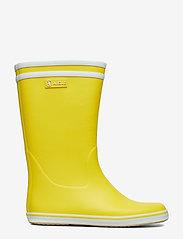 Aigle - AI MALOUINE JAUNE/BLANC - buty - jaune/blanc - 1