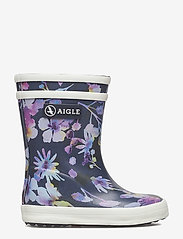 Aigle - AI BABY FLAC DARK FLOWER - kumisaappaat - dark flower - 1