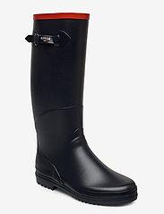 Aigle - AI CHANTEBELLE JP2 MARINE - bottes de pluie - marine - 0