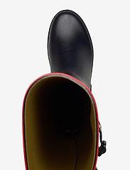 Aigle - AI CHANTEBELLE JP2 MARINE - bottes de pluie - marine - 3