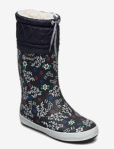 AI GIBOULEE PRINT WINTER/FLO - bottes d'hiver - winter/flower
