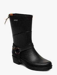 AI MISS JULIE NOIR - regenlaarzen - 84129