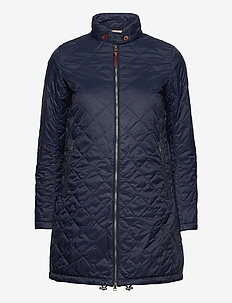 AI RUBBYJACKET DARK NAVY - manteaux d'hiver - dark navy