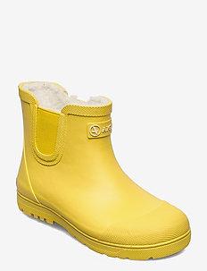 AI CHELSEA KID JAUNE - vinter boots - jaune