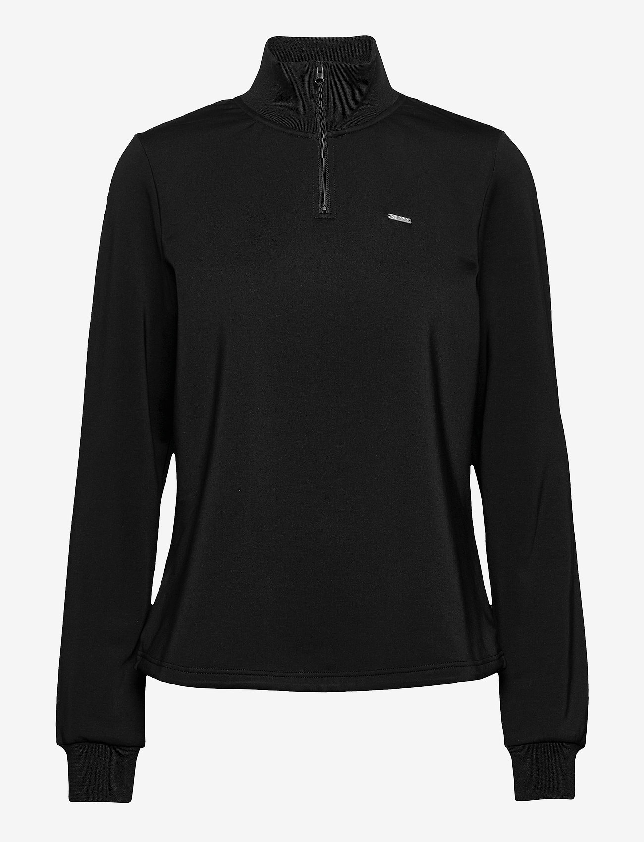 AIM'N - Boost Sweatshirt - svetarit - black - 0