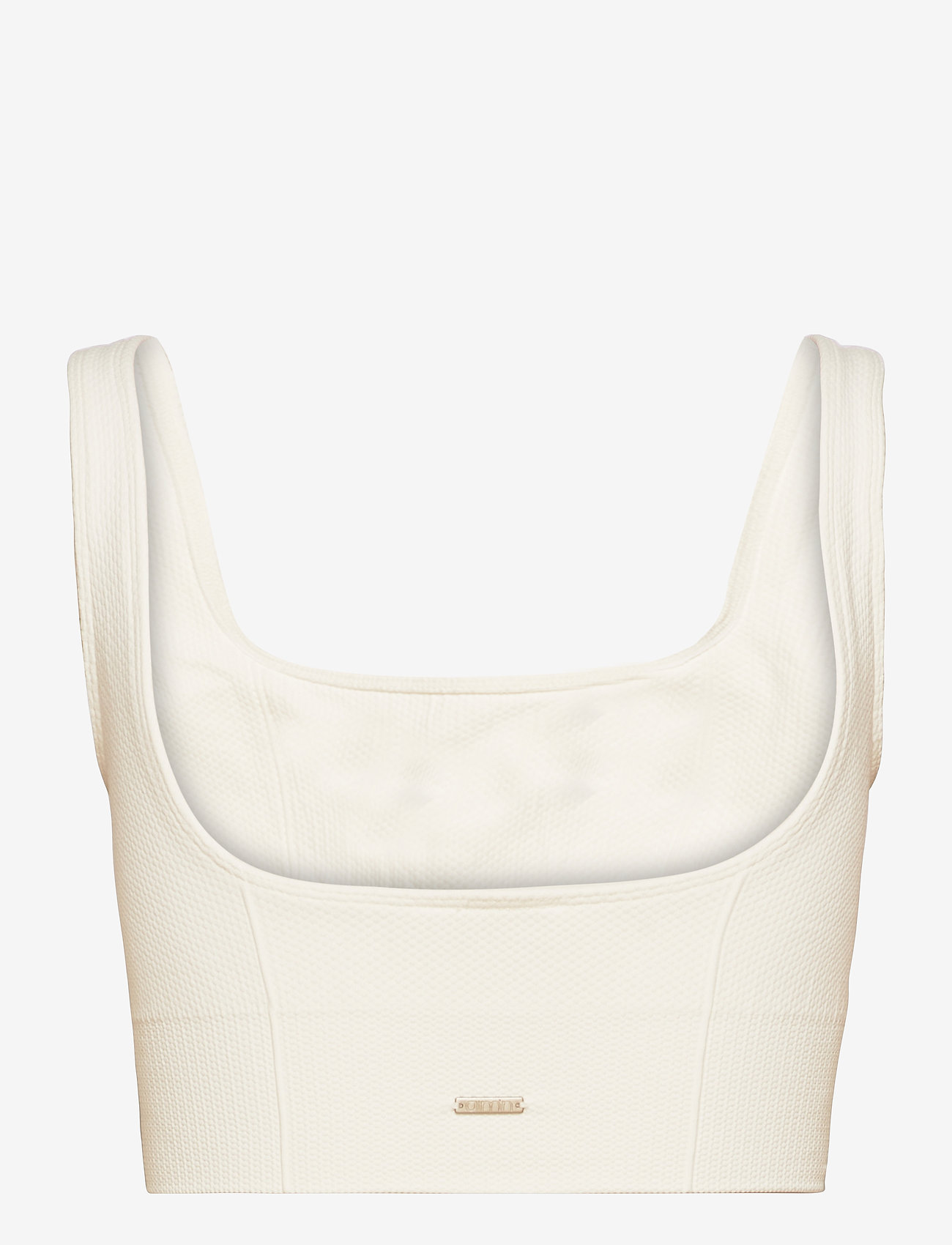 AIM'N - Off-White Luxe Seamless Bra - sport bras: low support - off-white - 1