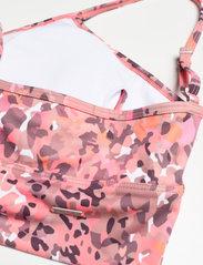 AIM'N - Sunset Blush Strap Bra - sport bras: low support - sunset blush - 7