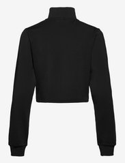 AIM'N - Boost Crop Sweatshirt - sweatshirts - black - 1