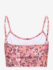 AIM'N - Sunset Blush Strap Bra - sport bras: low support - sunset blush - 2