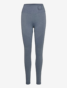 Ocean Washed Attention Tights - sportleggings - ocean