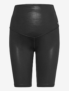 Maternity Shine On Shorts - spodenki treningowe - black
