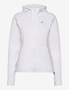 White Boost Hoodie - hoodies - white