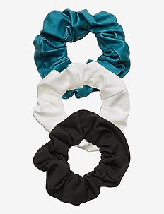 3-pack Scrunchie H/B/W - accessories - h/b/w