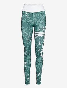 Mermaid Stripe Tights - sportleggings - mermaid