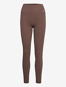 Macchiato Luxe Seamless Tights - collants d'entraînement - macchiato
