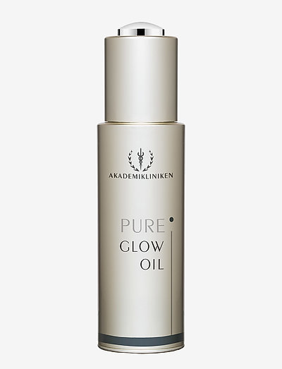 Pure Glow Oil - ansiktsolja - clear