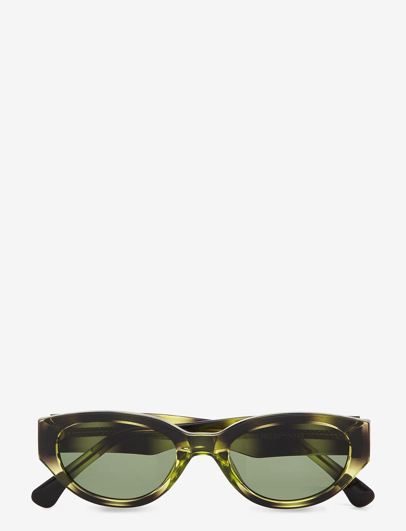 A.Kjærbede - Winnie - d-shaped - demi olive - 1