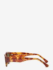 A.Kjærbede - Winnie - d-vormige zonnebril - demi light brown transparent - 3