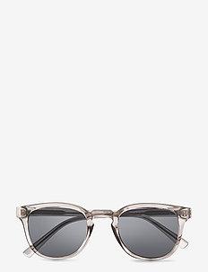 Bate - d-vormige zonnebril - grey transparent
