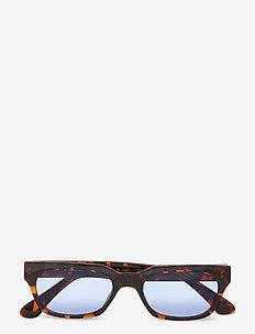 Bror - d-vormige zonnebril - demi tortoise