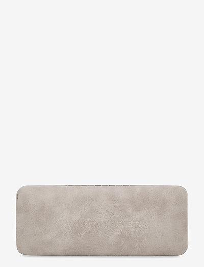 Hard Case - brillenetuis - grey