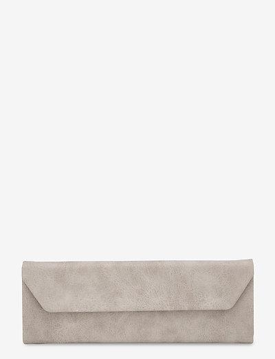 Fold Case - brillenetuis - grey