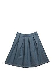 Nelly Skirt - REAL TEAL