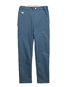Hune Pants - REAL TEAL