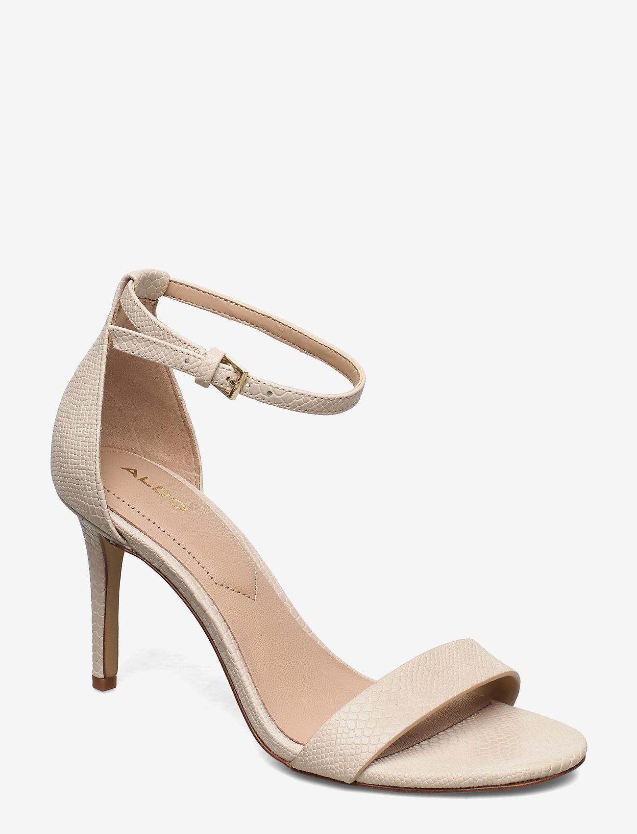 Aldo - PILIRIA - høyhælte sandaler - bone
