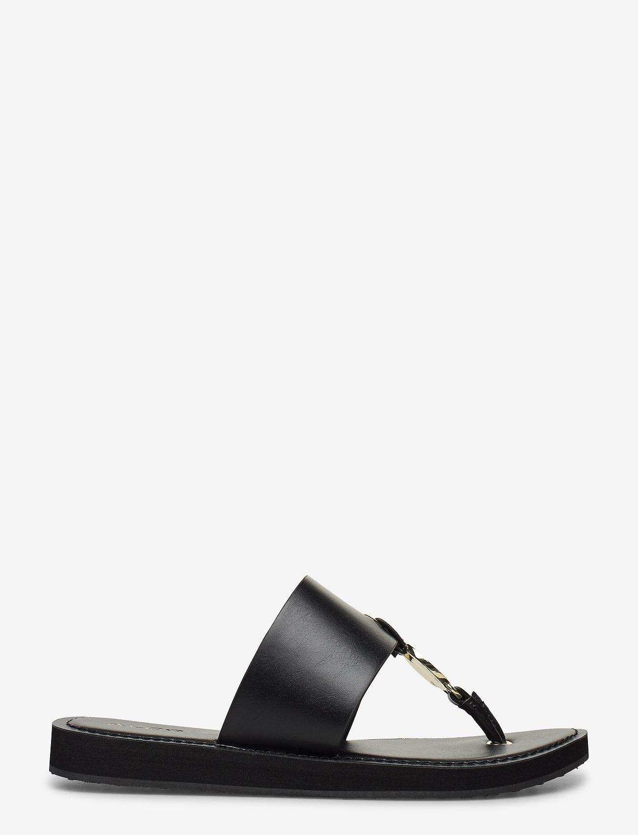 Aldo - YILANIA - flate sandaler - black