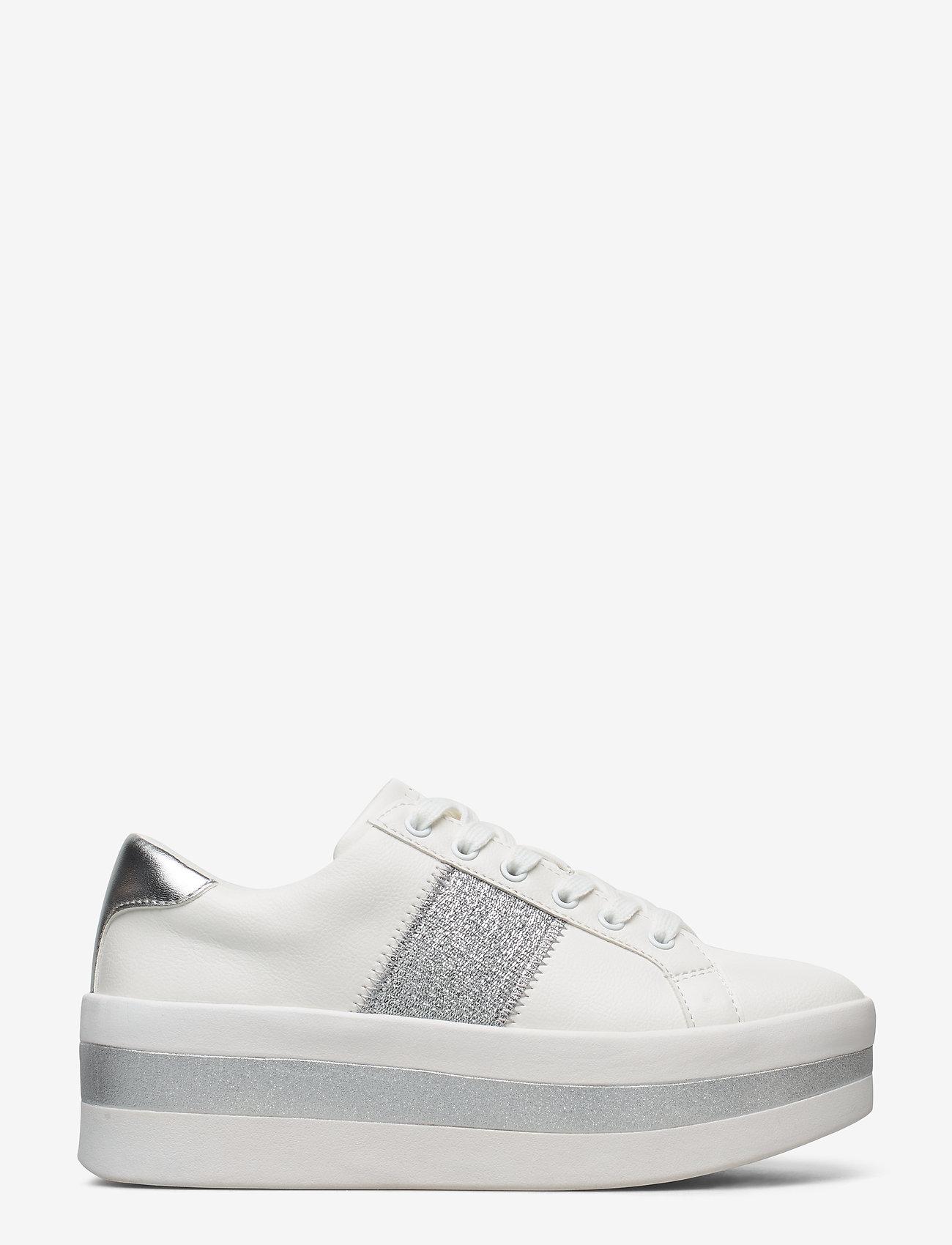 Aldo - ELRIODIA - sneakers med lav ankel - silver