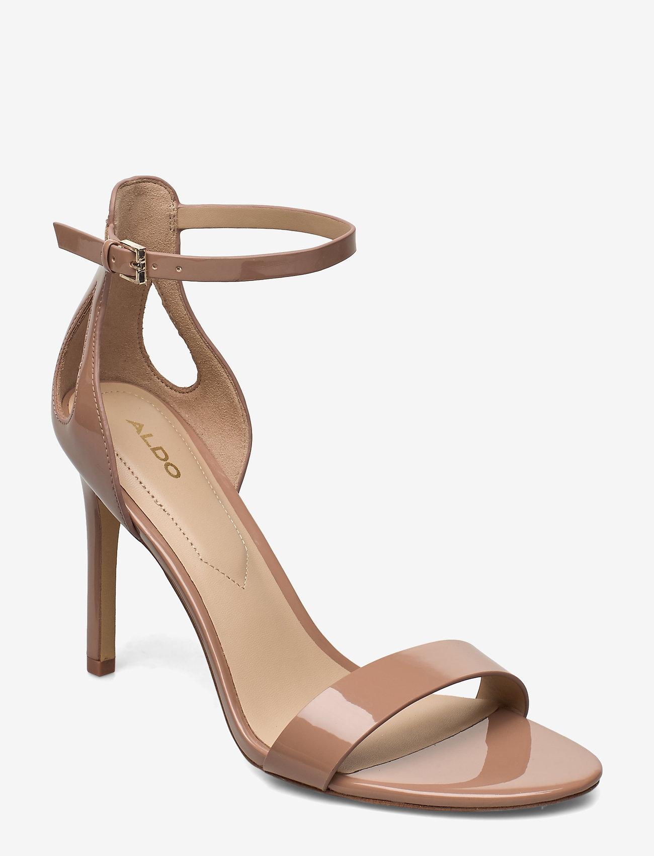 Aldo - VIOLLA - høyhælte sandaler - bone