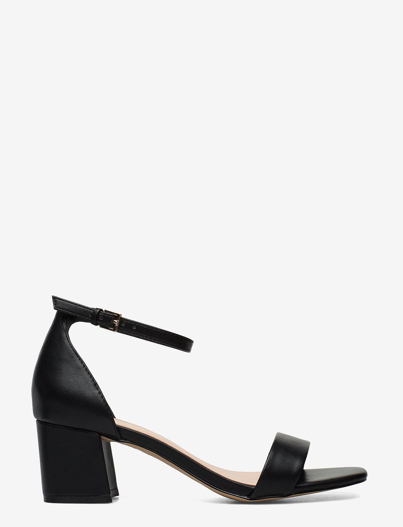 Aldo - FRAZISKA - høyhælte sandaler - black