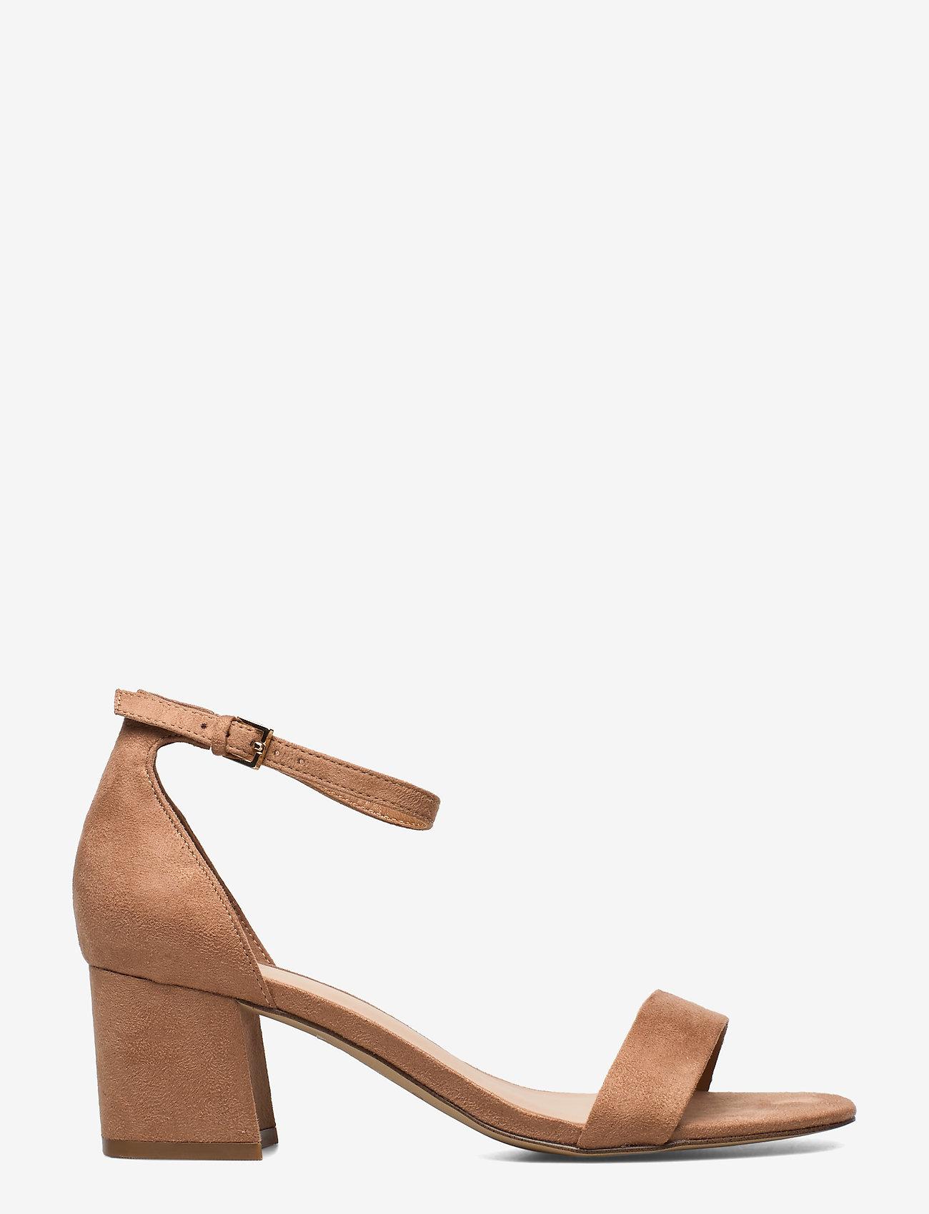Aldo - FRAZISKA - høyhælte sandaler - light brown