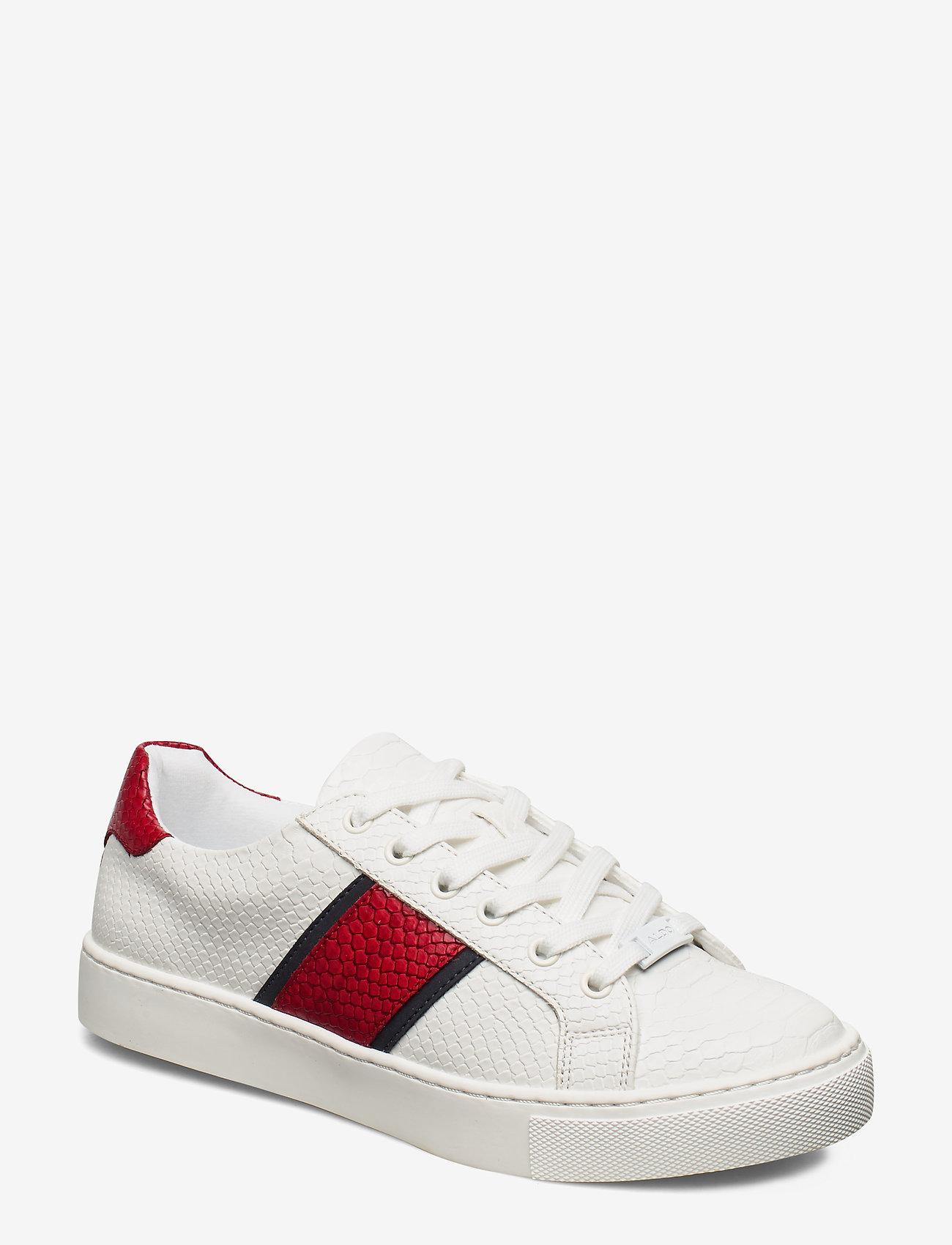 Aldo - STRELLEY - sneakers med lav ankel - white