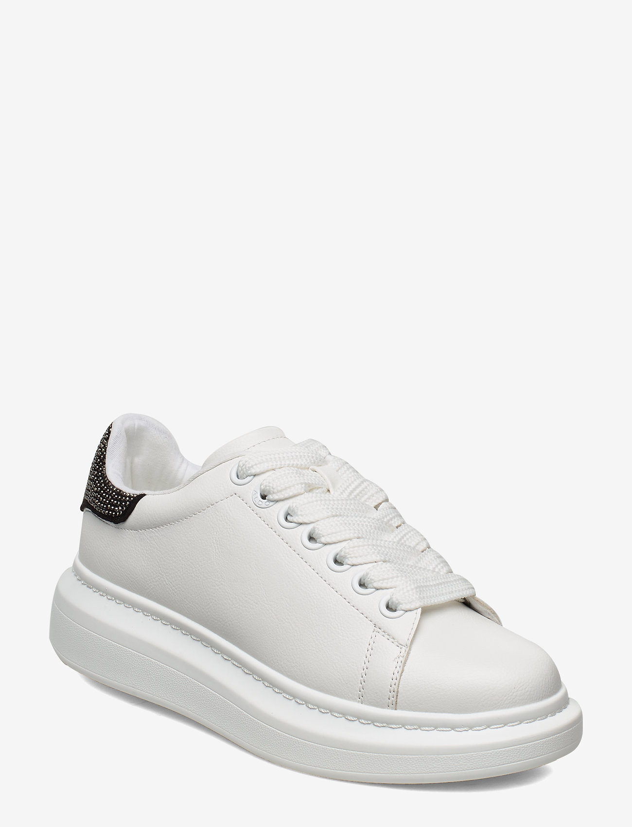 Aldo - DAZZLE - sneakers med lav ankel - white/black