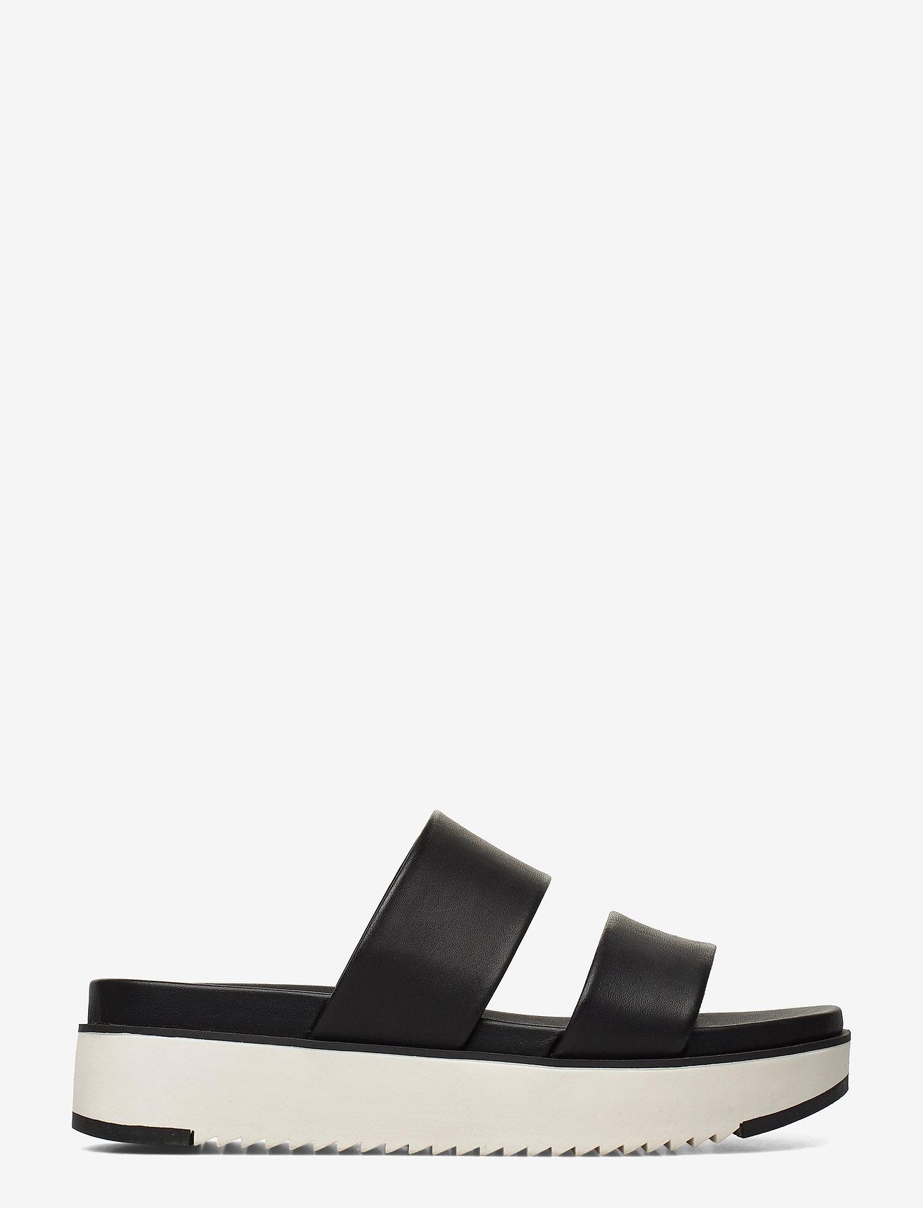 Aldo - VICET - flate sandaler - other black